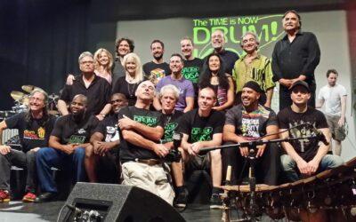 DrumScene Australia racconta Kosa Drum Camp 2015