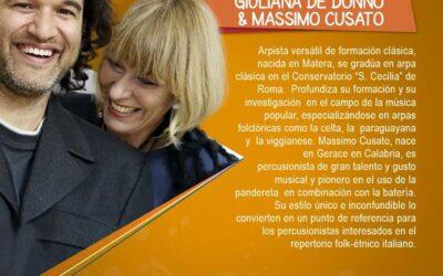 Massimo Cusato & Giuliana de Donno