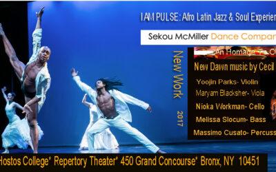 Dance Performance – HOSTOS COLLEGE, BRONX, NY