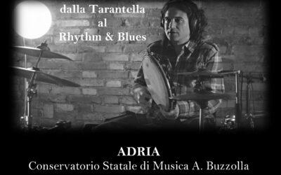 Masterclass Maggio 2018 – Adria