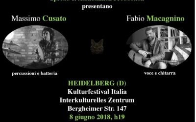 Concert – Giugno 2018 – Heidelberg (D)