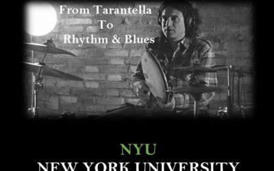 Masterclass_ Ottobre 2018 New York University