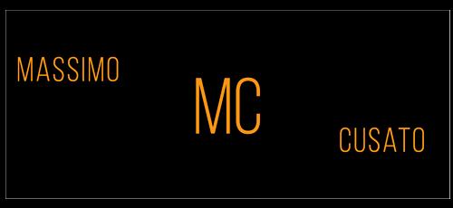 Massimo Cusato - Official Web Site | Calabria, Italia